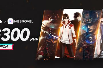 Webnovel and Its Partner TikTok Asparkling Appearance at 2019 Manila International Book Fair