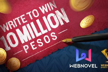 Webnovel's 10-Million-Peso Awards Intend to Replicate More Popular and Rich Authors Like TheBlips