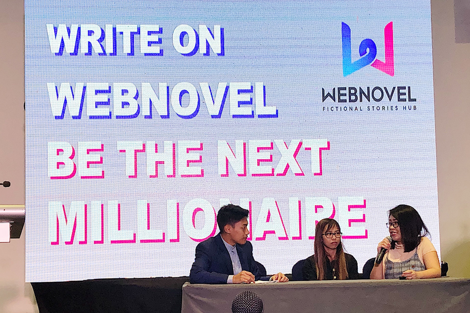 10-Million-Peso Webnovel Spirity Awards for Promising Writers Announced at 2019 Manila International Book Fair